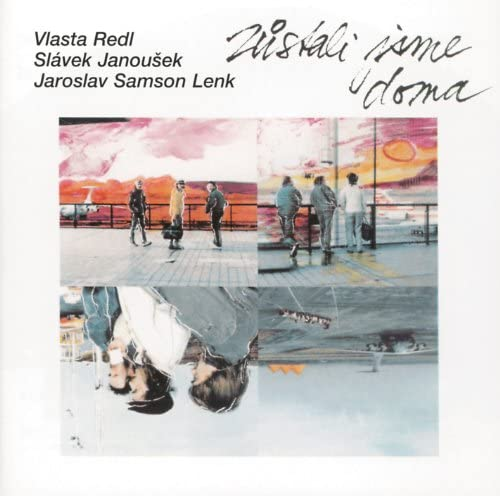 Vlasta Redl, Slavek Janousek & Jaroslav Samson Lenk