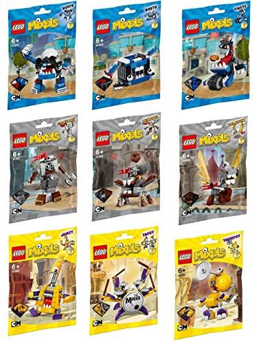 LEGO® Mixels Mixopolis Serie 7 41554 41555 41556 41557 41558 41559 41560 41561 41562
