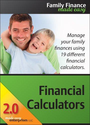 Financial Calculators 2.0 for Mac [Download]