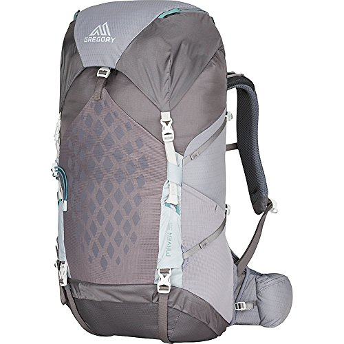 Gregory Mountain Products Maven 35 Liter Women's Backpack, Forest Grey, Extra Small/Small
