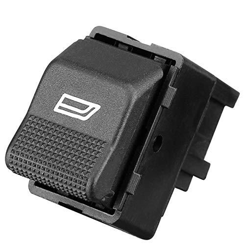 QBV Interruptor de Ventana eléctrico eléctrico para VW Polo Hatcback 6N2 para Seat Ibiza Arosa Cordoba 6X0959855B Material plástico