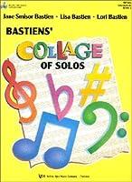 WP405 コラージュオブソロ 5 (英語版) (Bastien Piano Basics)