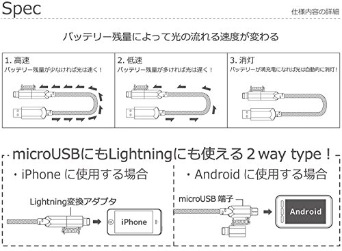 藤本電業『Type-CilluminationcableCK-L06』