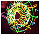 Dusklight - Orbit Rave Light Toy - LED Orbital Spinning Light Show