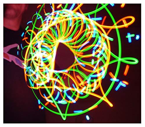 Dusklight - Orbit Rave Light Toy - LED Orbital Spinning Light Show