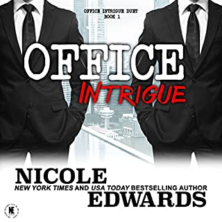Office Intrigue audiobook cover art