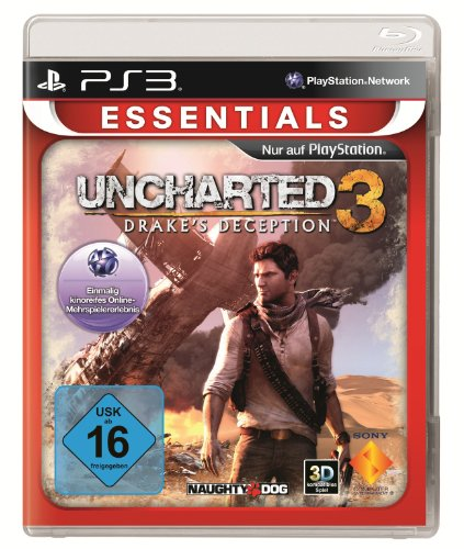 Sony Uncharted 3 - Juego (PS3)
