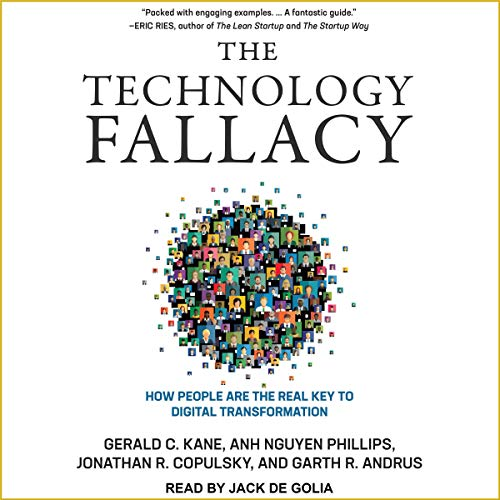 The Technology Fallacy cover art