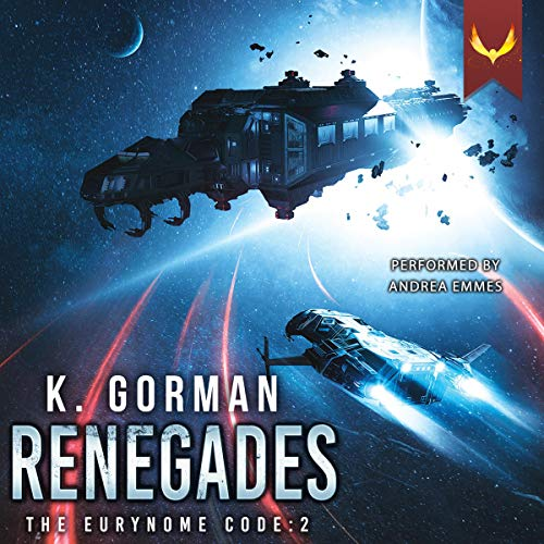 Couverture de Renegades