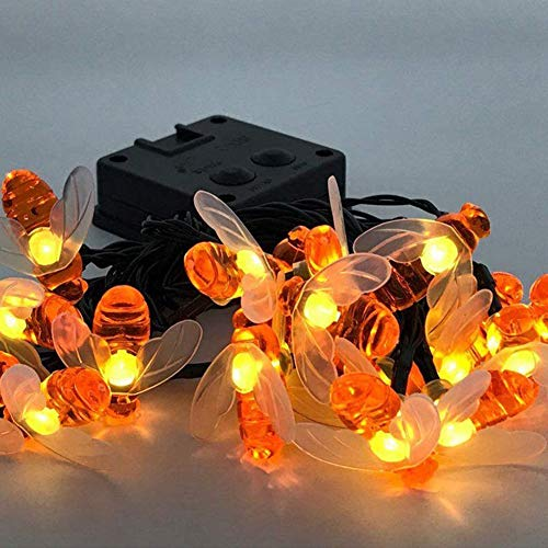Butterfly Solar String Light Waterdichte LED Lantern Villa Garden Balkon Decoratie Binnenplaats Landschap Licht