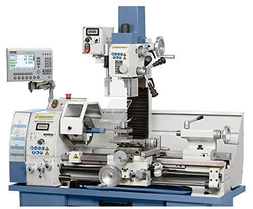 Bernardo Proficenter 700 BQV inkl. 2-Achs-Digitalanzeige mit Fräsaufsatz von LATU-SERVICE