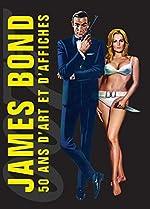 James Bond - 50 ans d'art et d'affiches de Huginn & Muninn