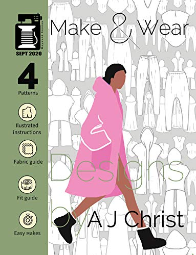 Make & Wear - Designed by AJ Christ: Minimalist & Sustainable Sewing Patterns (English Edition)