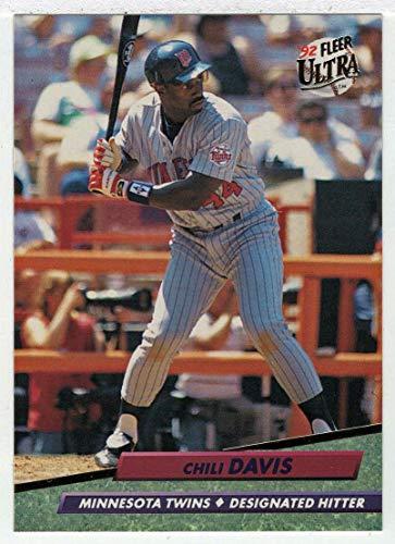 Chili Davis (Baseball Card) 1992 Fleer Ultra # 89 NM/MT
