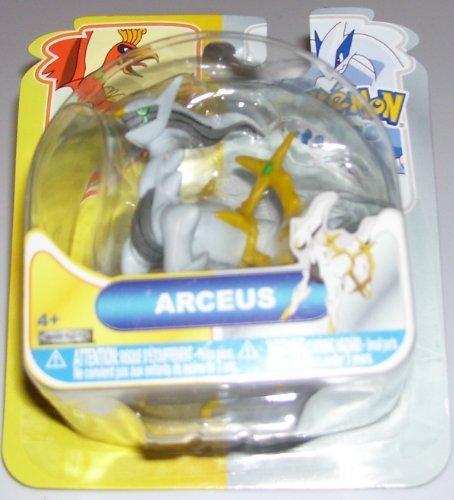Game Freak Pokemon Heartgold & Soulsilver Johto Basic Action Figure Arceus image