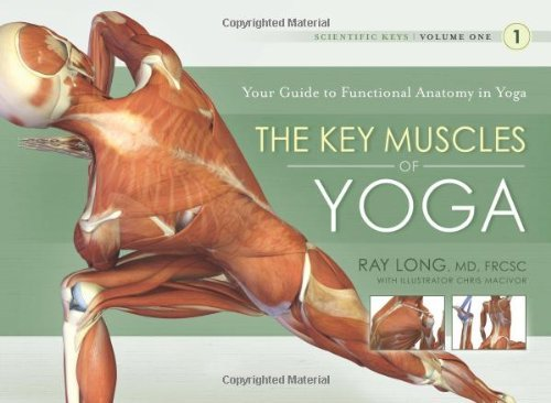 The Key Muscles of Yoga: Scientific Keys, Volume I by Ray Long(2009-11-01)