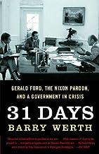 表紙: 31 Days (English Edition) | Barry Werth
