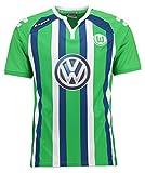 Kappa 2015-2016 VFL Wolfsburg Away Shirt