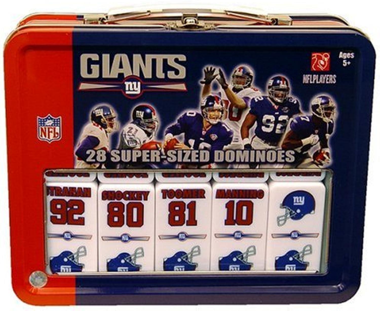 Sababa Toys New York Giants Dominoes