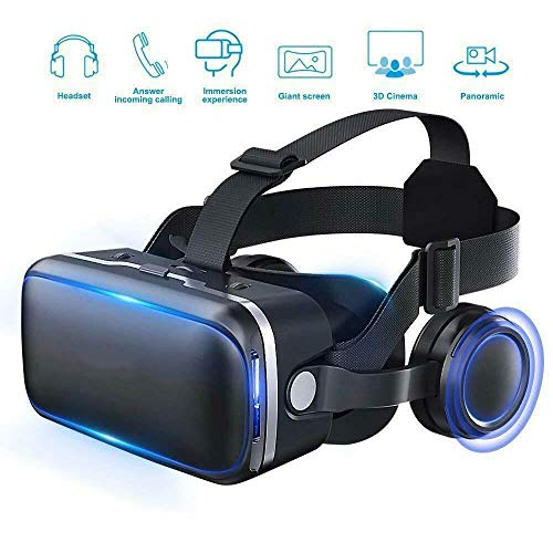 ASDFG 3D glasses virtual reality headset VR box for Android iPhone Samsung