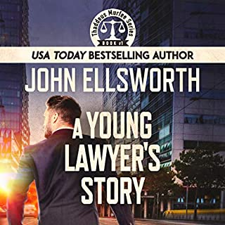 A Young Lawyer's Story audiobook cover art
