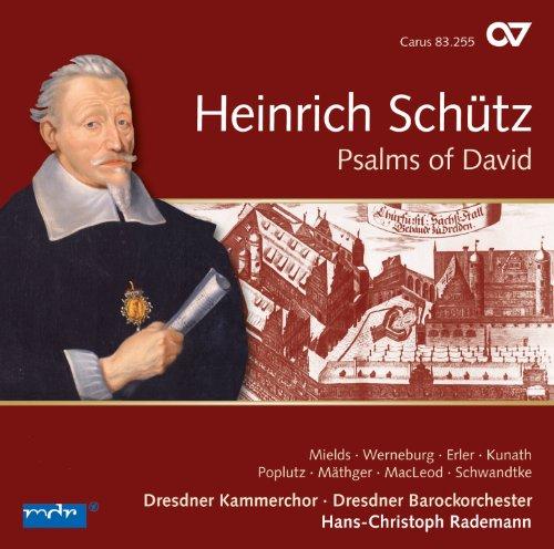 Psalmen Davids samt etlichen Moteten und Concerten, Op. 2, SWV 38: Alleluja, lobet den Herren,