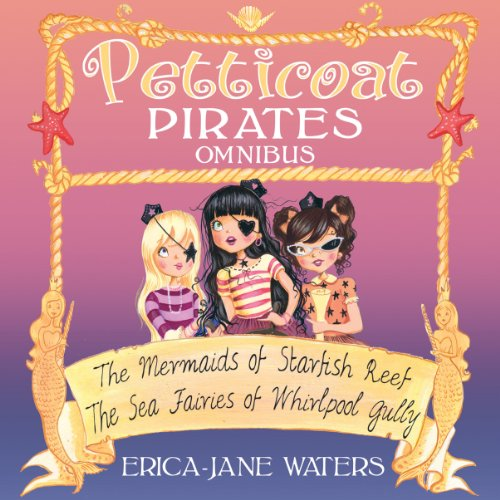 Petticoat Pirates Omnibus cover art