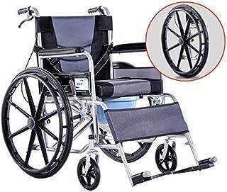 ZHANGYY Sillas de Ruedas eléctricas, Silla de Ruedas eléctrica Plegable, Scooter motorizado para sillas de Ruedas Silla de Ruedas Duradera Seguro y fácil de Conducir para discapacitados Si