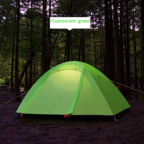 XBR Dubbele Tent Waterdicht, Draagbare Lichtgewicht Strand Tent Waterdicht Anti UV Met Rits Deur Camping Strand Vissen Tuin Instant Cabana