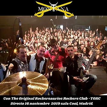 Montana en concierto (Directo en RockerSaurios)