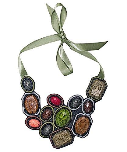 Brigitte von Boch - Croom Collier grün