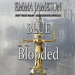 Page de couverture de Blue Blooded