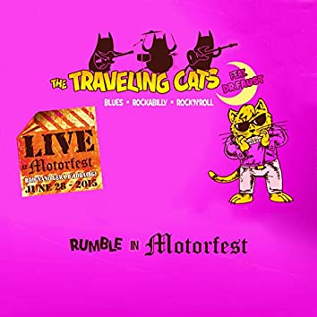 Rumble in Motorfest (feat. Dr. Faust) [Live]