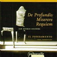 De Profundis: Miserere: Requiem