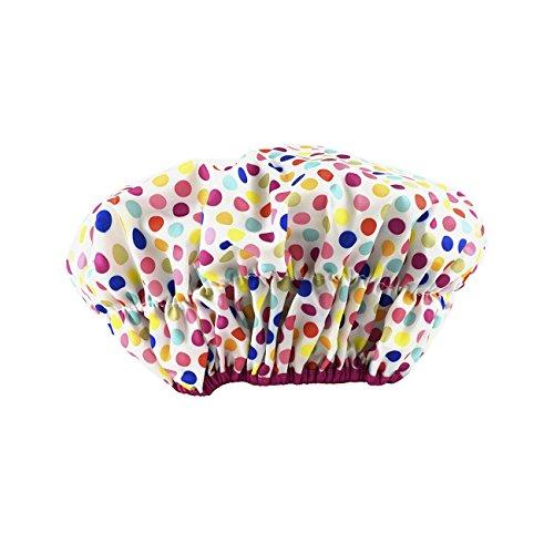 Betty Dain Fashion Shower Cap - Deco Dots Accessories
