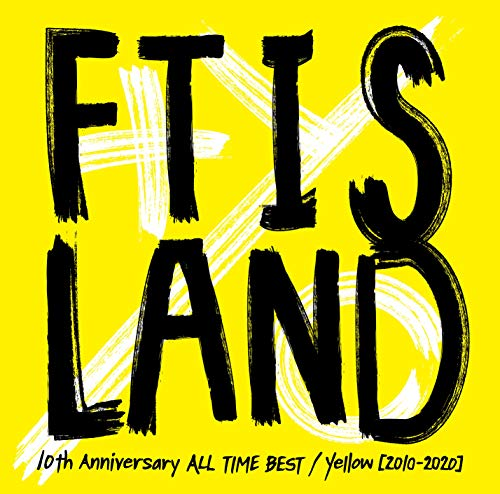10th Anniversary ALL TIME BEST/Yellow[2010-2020]