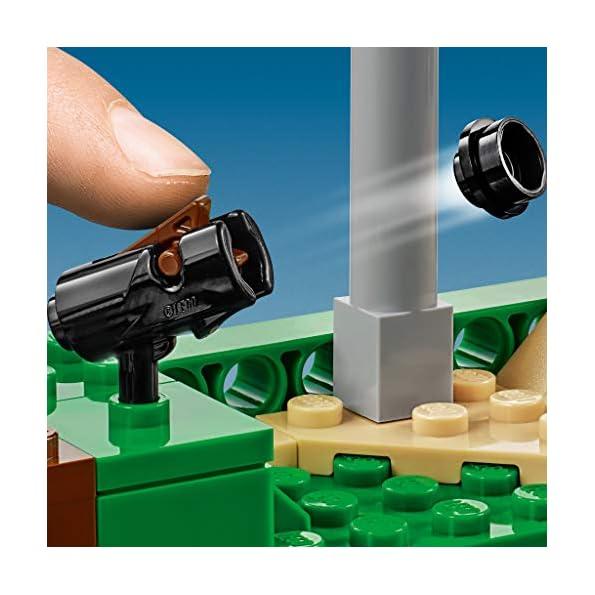 LEGO-Harry-Potter-Partita-di-Quidditch-Set-di-Costruzioni-con-5-Minifigure-della-Famosa-Saga-per-Ragazzi-da-7-14-Anni-Ricco-di-Particolari-Multicolore-75956