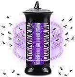 XINGHE Lámpara Antimosquitos Eléctrico UV 6W, LED Mosquito Lámpara Trampa, Fácil de Limpiar, Aparato Antimosquitos para Insectos,Polillas, para Dormitorio,Salón,Cocina,Jardín