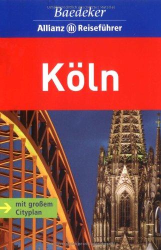Image of Baedeker Allianz Reiseführer Köln