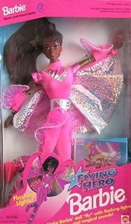 Flying Hero Barbie Doll AA w Lights & Sounds! (1995)