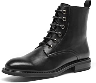 leather ladies lace up boots
