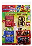 Top Media 176524Lego Ninjago Serie II Extra Pack con 2Paquetes, Multicolor