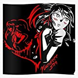 modainpelle Chan Dev Simulator Aishi Ayano Sim Yandere The Best And Newest Poster for Wall Art Home Decor Room