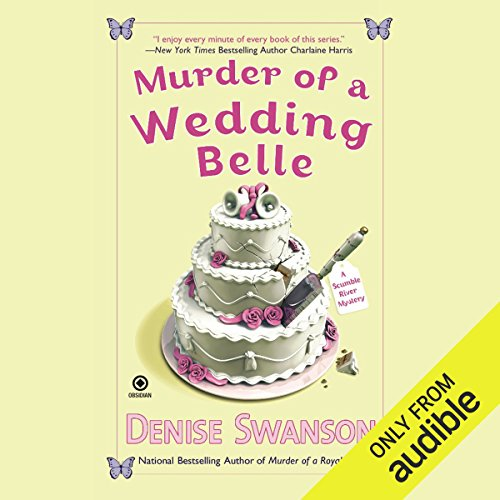Murder of a Wedding Belle audiobook cover art