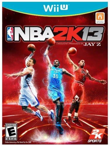 NBA 2K13 - Nintendo Wii U by 2K Games