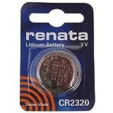 CR2320 Pila de Botón / Litio 3V / para Los Relojes, Linternas, Llaves del Coche, Calculadoras, Cámaras, etc / iCHOOSE