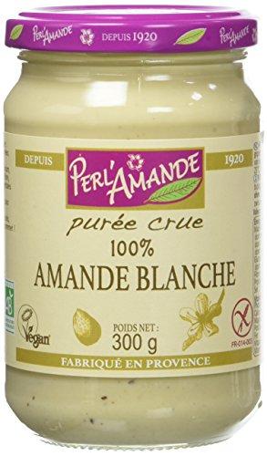 Perl'amande Purée Amande Blanchie Bio 300 G