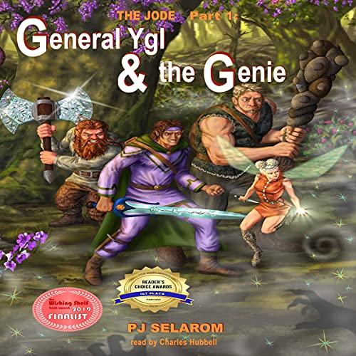 General Ygl & the Genie Audiobook By PJ Selarom cover art