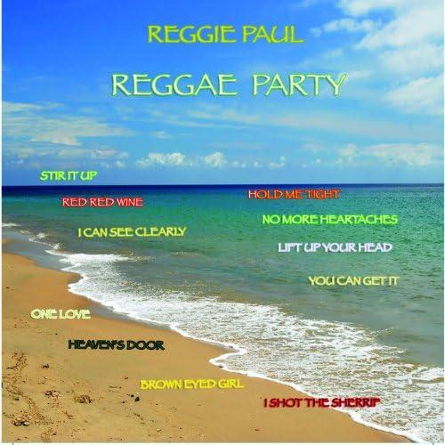 Reggie Paul