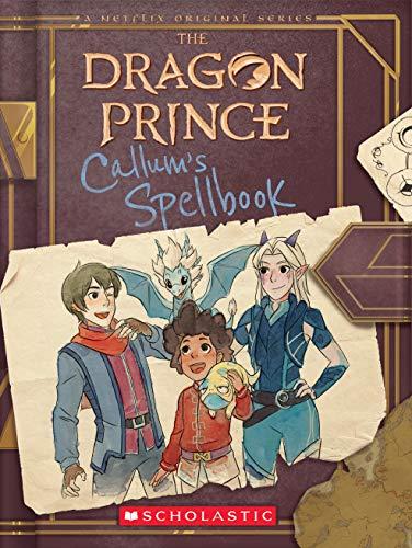Callum's Spellbook (The Dragon Prince)